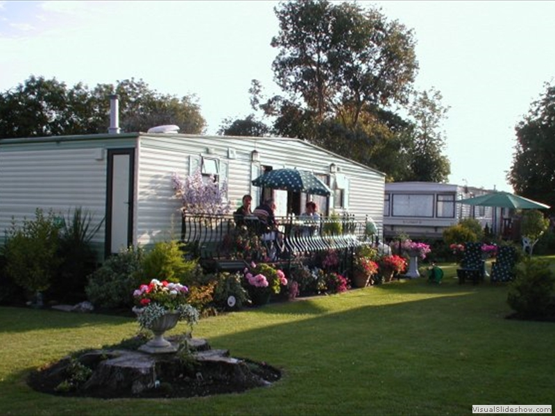 Unique Pleasant Streams Farm Camping Vintage Caravans For Hire